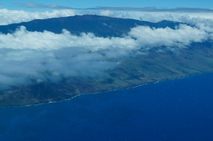 Maui from Above