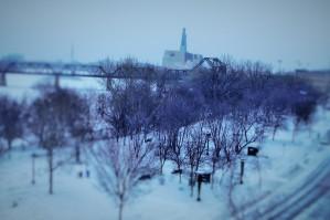 Winnipeg Winter December 24, 2013
