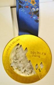 Gold Medal Mayor