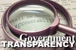 Transparency of Information