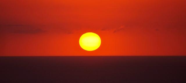 A Big Island Sunset