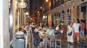 Patios in Malaga