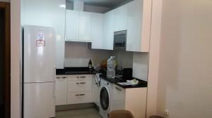 The Kitchen and Washing Machine