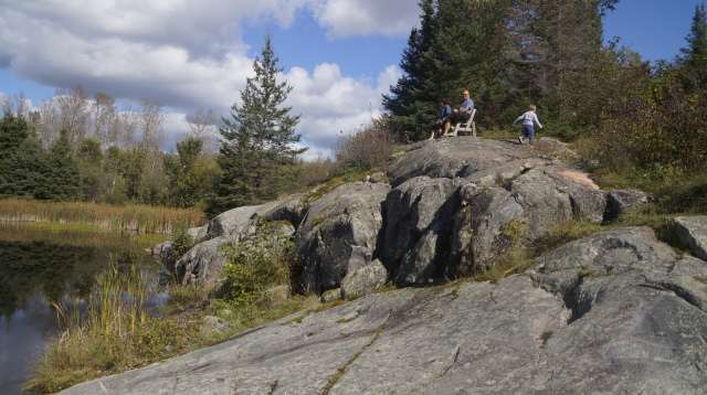 A Piece of the Canadian Shield